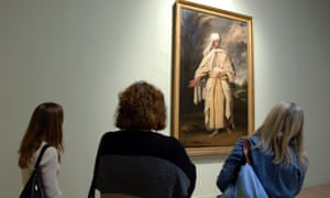An exhibition in Tate Britain.