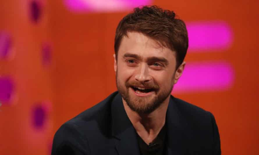 Daniel Radcliffe said he hoped Rowling's comments would not 'taint' the Harry Potter series for fans.