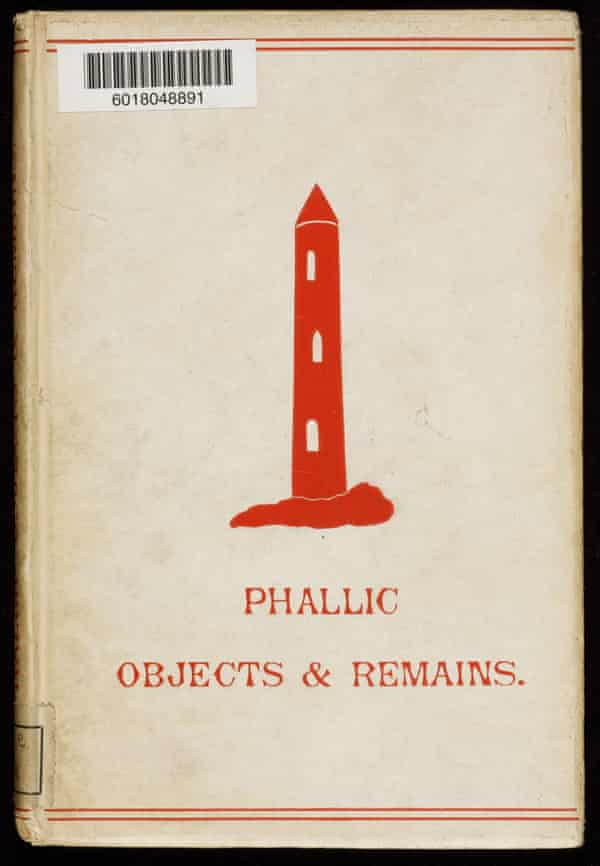 Phallic Objects, Monuments and Remains by Hargrave Jennings, 1889, from the Phi collection.