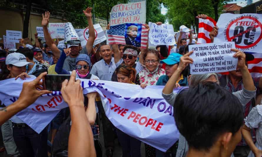 Vietnam protests