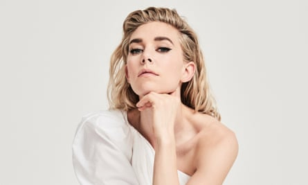 'I wanted to find the Margaret before she became so bitter': Vanessa Kirby wears top by Stella McCartney, selfridges.com.