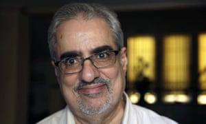 Ebrahim Sharif has spent years in prison.