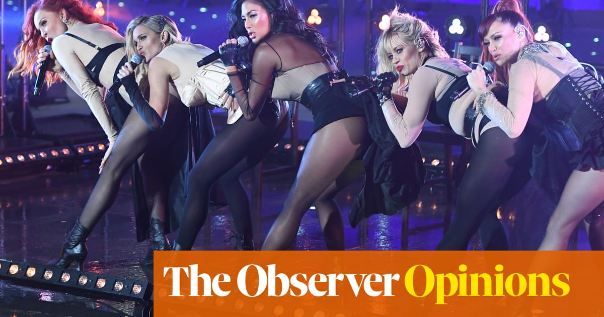 If you don't like Pussycat Dolls or Lizzo you can always look away | Barbara Ellen