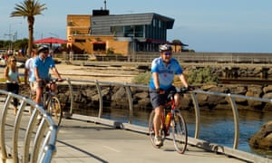 The Monash University study's lead author, Dr Ben Beck, says better infrastructure is needed to keep cyclists and motor vehicles apart.