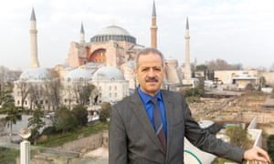 Muhammed Faris in Istanbul … highest-ranking defector from the Assad regime.