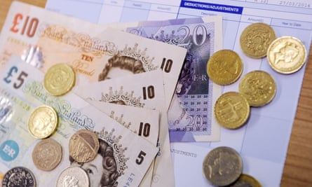 The number of workers owed arrears has risen to 58, 000 in the past two years, according to the National Audit Office.
