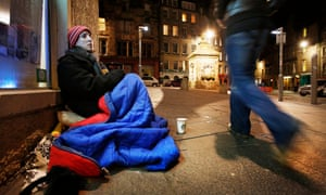 Homelessness – a growing concern in our cities, with two stories making our top 15.