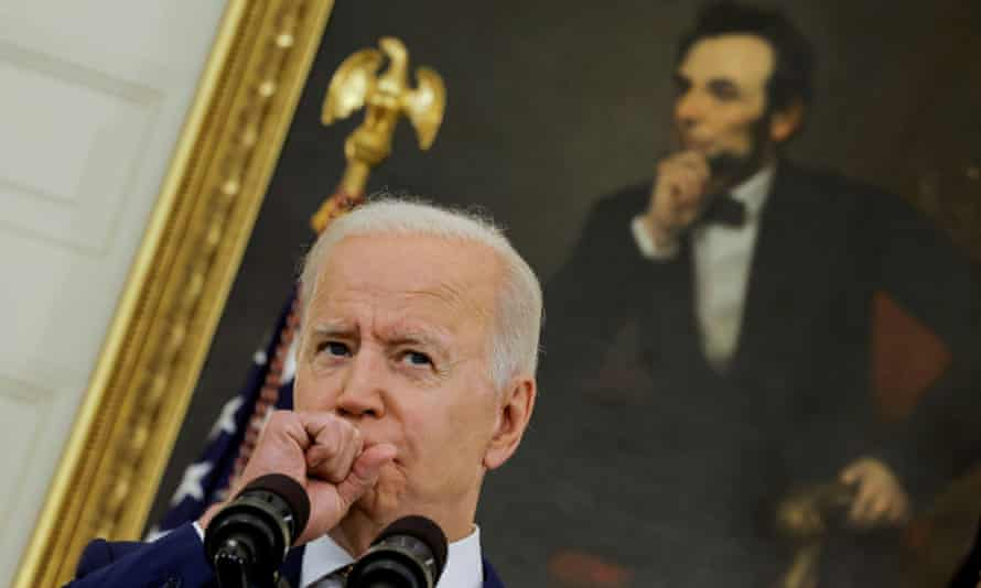 Push back by Republicans – and a handful of conservative Democrats – is forcing President Biden and the Democratic party on to the back foot.