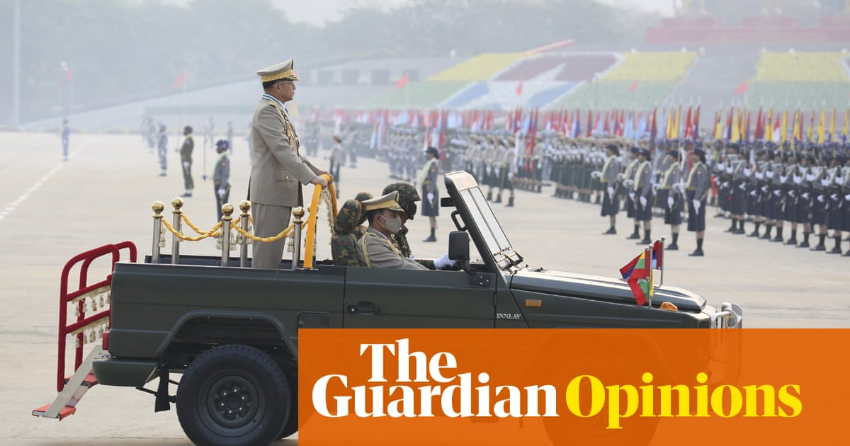 The Guardian view on Myanmar's generals: impunity has bred this ruthlessness
