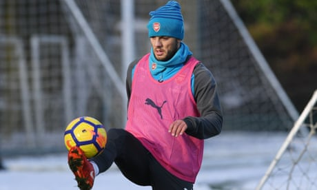 Jack Wilshere a January transfer target for West Ham, says David Moyes