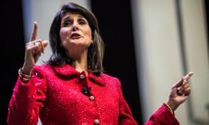 South Carolina governor Nikki Haley will to be the US ambassador to the United Nations.