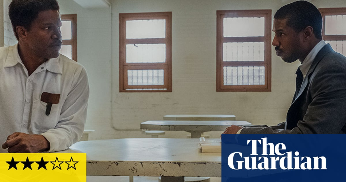 Just Mercy review – star power lifts sturdy, emotive legal drama
