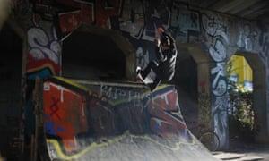Underbroen (Under the Bridge) skatepark Copenhagen