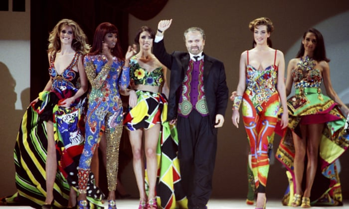 1ed302ea4f5 The view from the front row  a history of the fashion show – photo essay