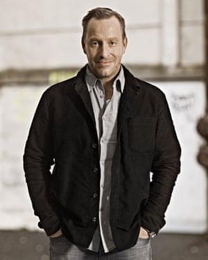 Adam Price, creator of hit Danish TV political drama Borgen and now Ride Upon the Storm.
