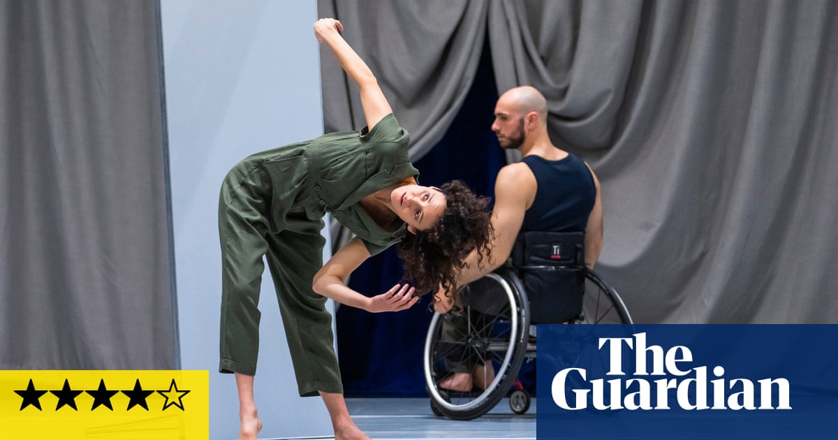 Candoco Dance Company review – it all just works, beautifully