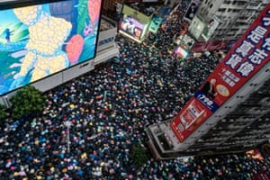 Hong KongPro-democracy protesters have continued rallies on the streets of Hong Kong against a controversial extradition bill since 9 June as the city plunged into crisis after waves of demonstrations and several violent clashes