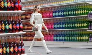 Chanel's autumn/winter 2014 catwalk