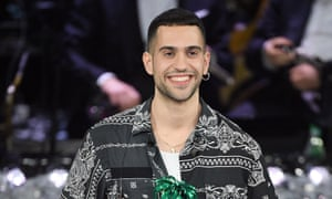 Singer-songwriter Mahmood
