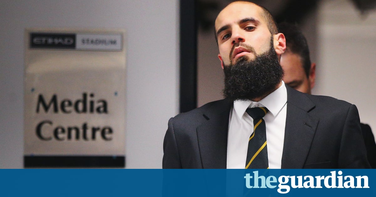 Waleed Aly and Turnbull can't save Bachar Houli from two-week AFL ban