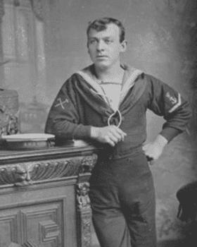 Petty Officer Albert Boyce