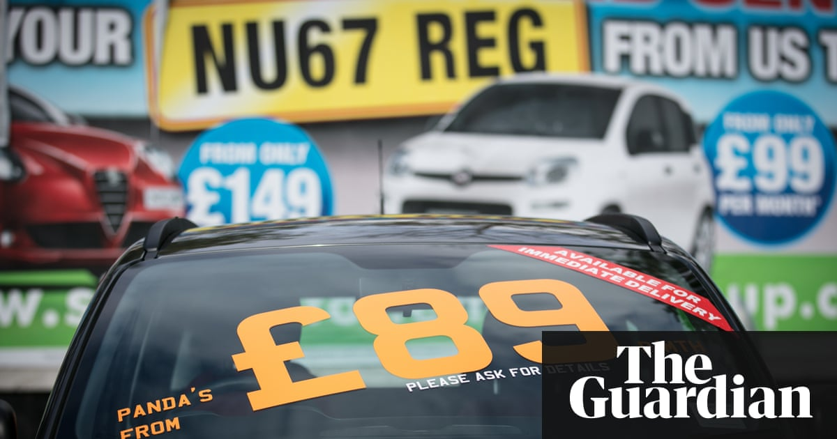 Slump in UK car sales deepens as industry records 12% fall ...