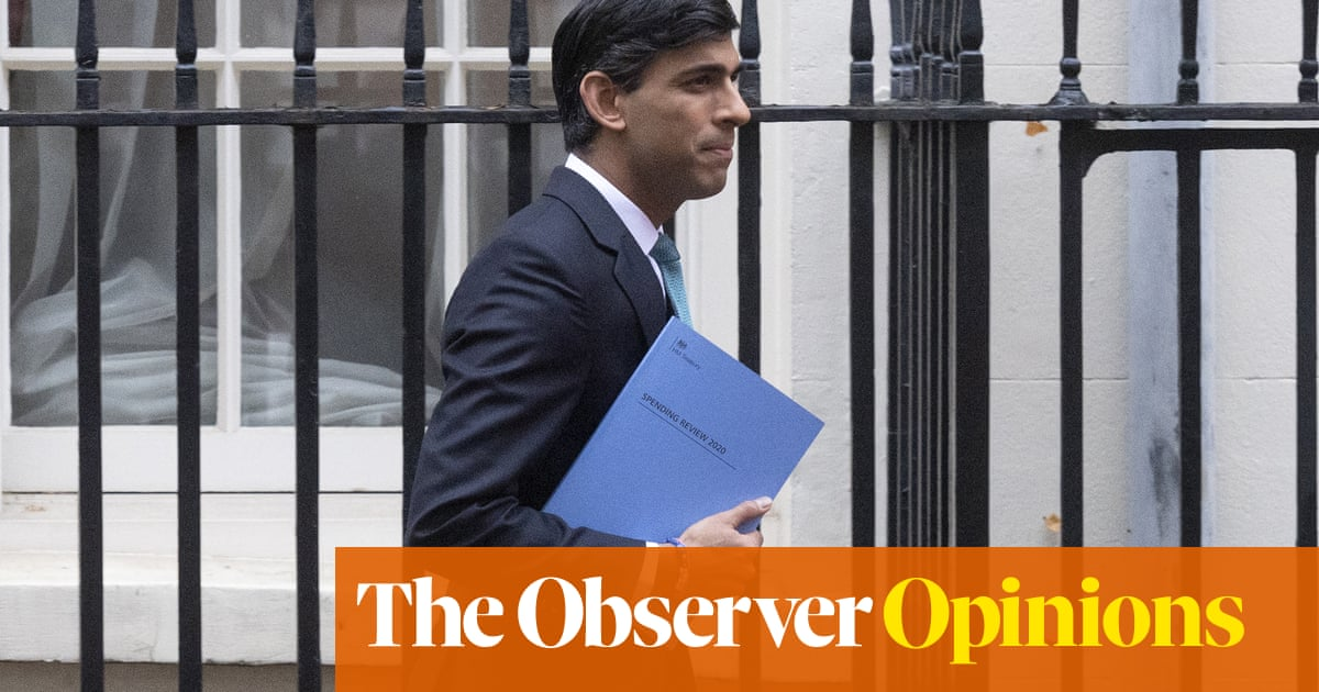 The Treasury must release more money – and relinquish more control - the guardian