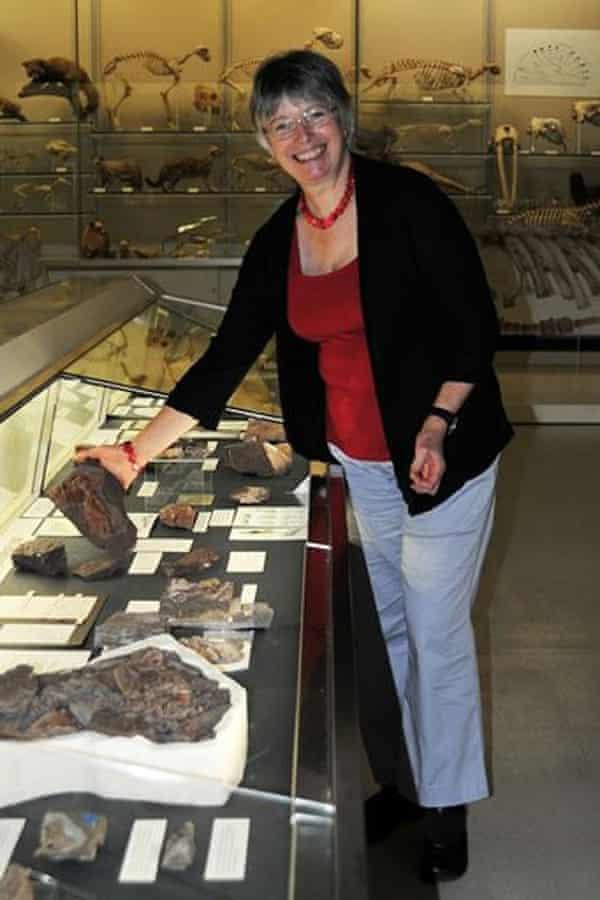 Jenny Clack in 2009.