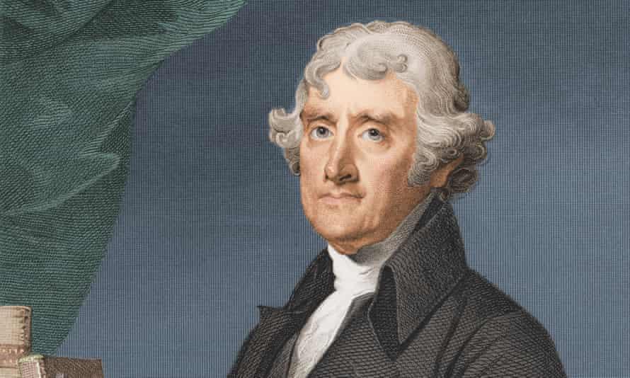 President Thomas JeffersonJefferson, Thomas. 1743-1826. Third president of the United States.