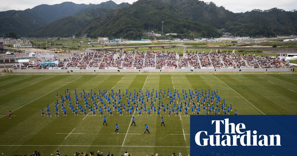 'Someone shouted tsunami': Kamaishi set to play emotional role in World Cup story | Andy Bull
