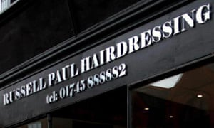 Rusell Paul Hairdressing