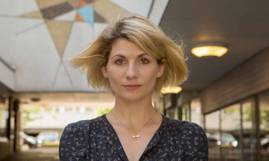 Jodie Whittaker, the new star of Doctor Who is from Skelmanthorpe, near Huddersfield. This image is part of local photographer Olivia Hemingway's HRI Love Stories project, in support of the town's hospital.