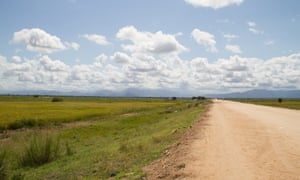 Lions, elephants and hippos have all vanished from Kilombero valley, Tanzania.