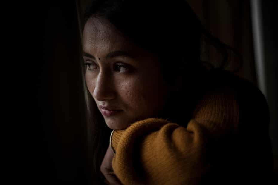 Nepalese international student, Nirbachana Oli