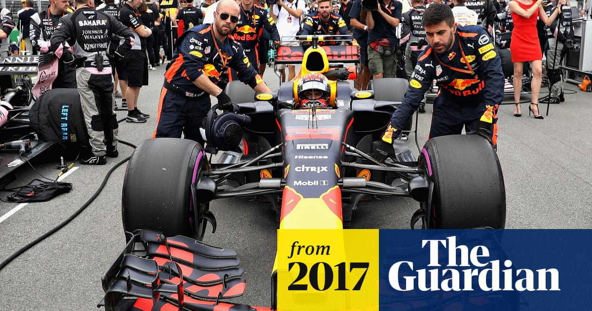 F1 owners say UK paywall TV deal they have inherited is