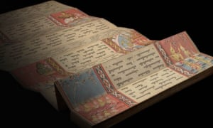 thai buddhist tales exhibition at Dublin's Chester Beatty library