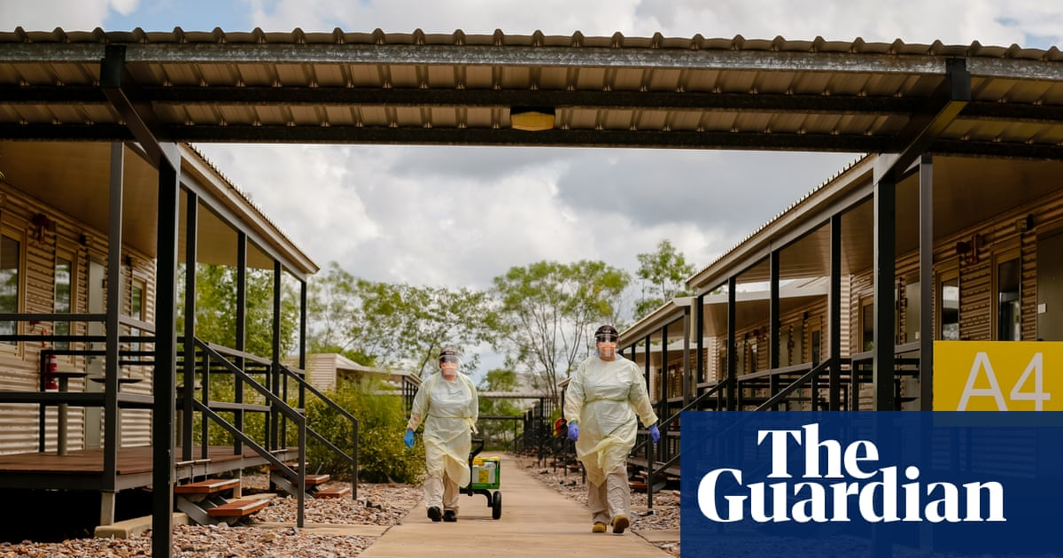 Federal and Victorian governments at odds over best use of proposed quarantine facility