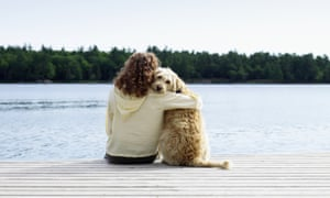 Having a dog could make you go out more and get healthier.