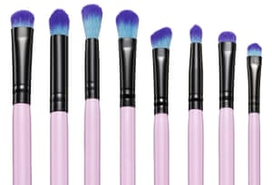 Spectrum beauty brushes