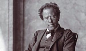 The Austrian composer Gustav Mahler, circa 1907.