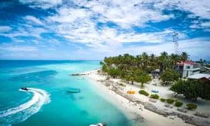 Maafushi – a haven for backpackers