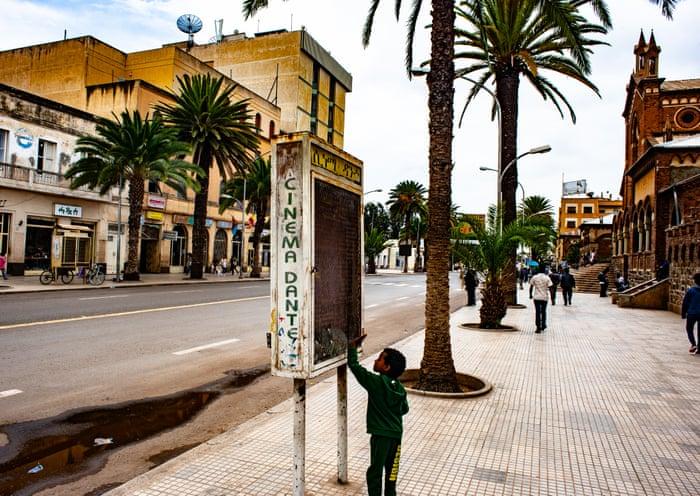 Asmara is a jewel': but can Eritrea's modernising capital retain its