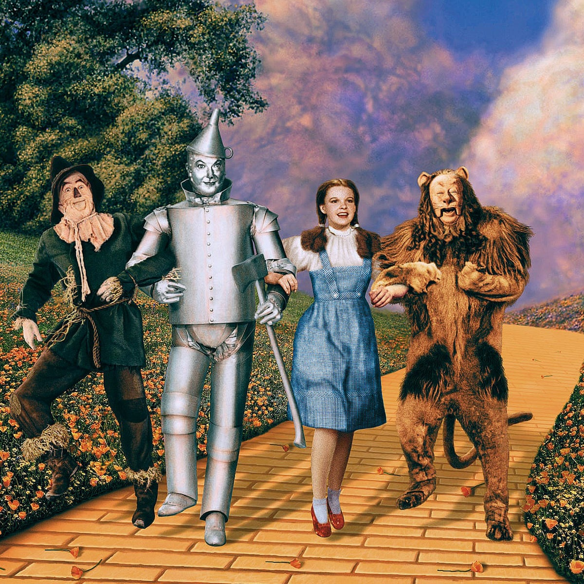 The Wizard of Oz is a grotesque predictor of Trump's America | The ...