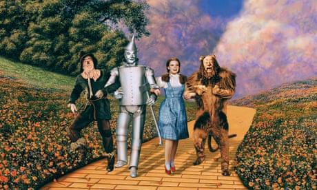 The Wizard of Oz is a grotesque predictor of Trump's America
