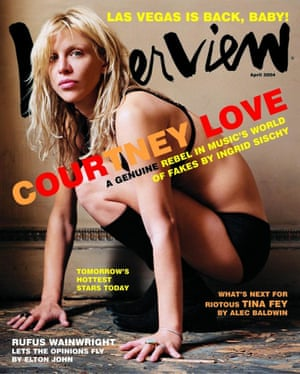 Courtney Love April 2004
