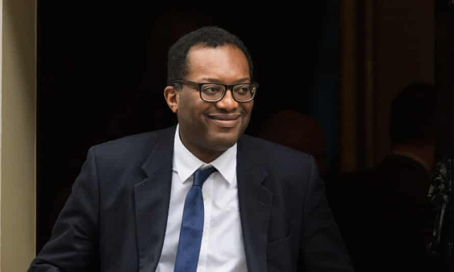 Kwasi Kwarteng, the minister for energy and clean growth