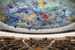 The UN Offices in Geneva