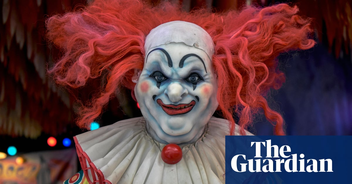 Clown sightings: hysteria in the US reaches a fever pitch | US news