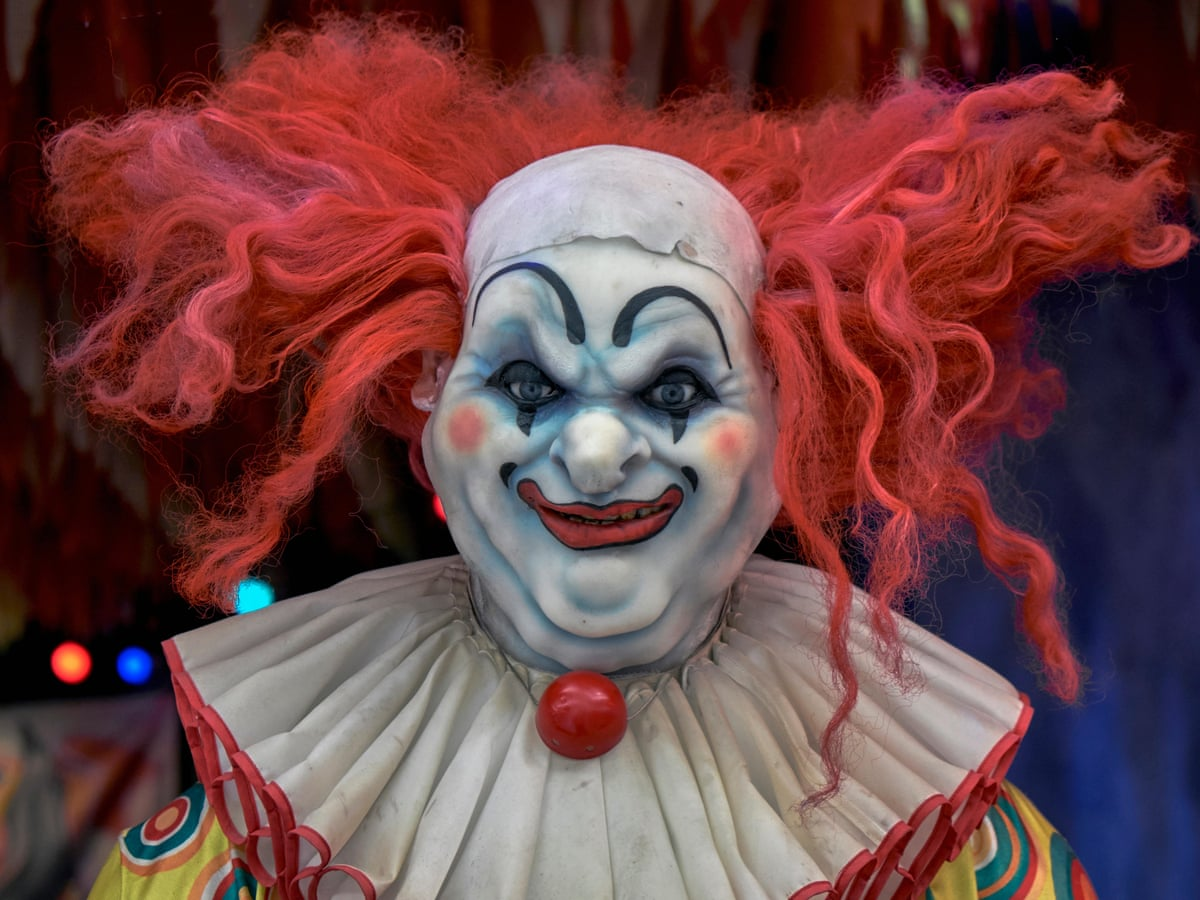 Clown Sightings Hysteria In The Us Reaches A Fever Pitch Us News The Guardian