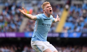 Has Manchester City's Kevin De Bruyne been unfairly overlooked?